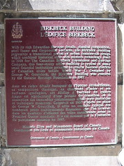 Photo of Red plaque № 6612