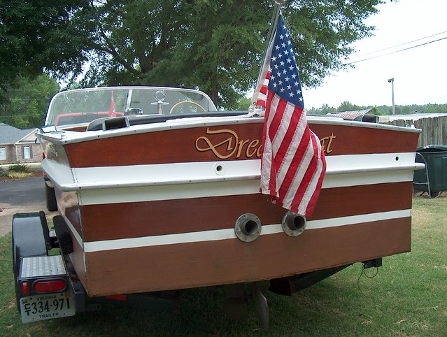 Chris Craft Utility Boats