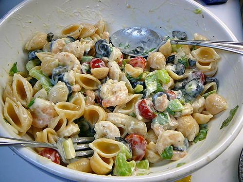 ... shrimp pasta salad jpg shrimp macaroni salad shrimp pasta salad recipe