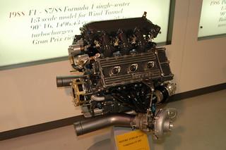 1987 F1 Engine 033D