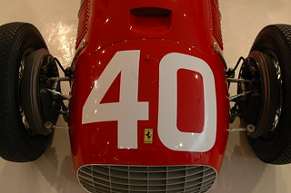 1951 Ferrari 166 F2