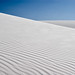 Simply White Sands by Leviathor