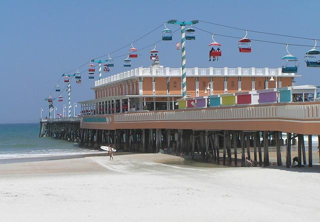Daytona Beach Pier Flickr Photo Sharing