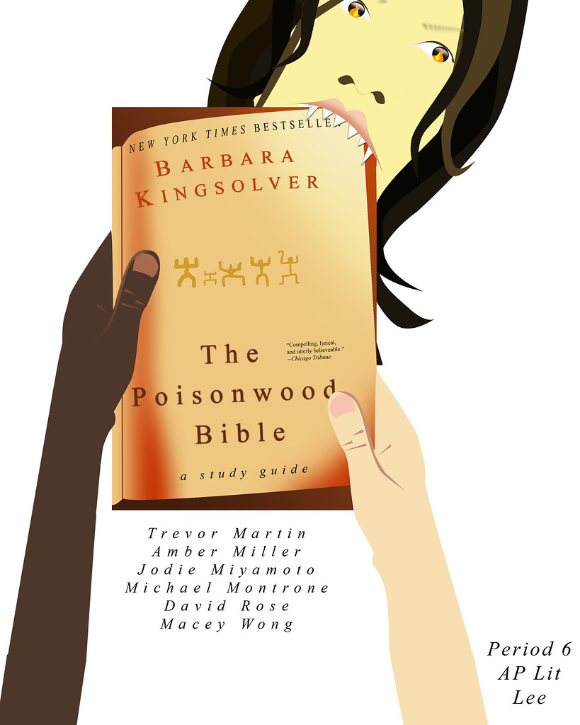 the poisonwood bible literary analysis Essays and criticism on barbara kingsolver's the poisonwood bible - critical  essays  (critical survey of literature for students) print print document pdf.