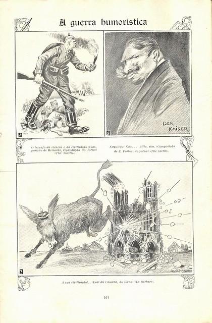 Ilustração Portugueza, nº 456, 1914 - 7