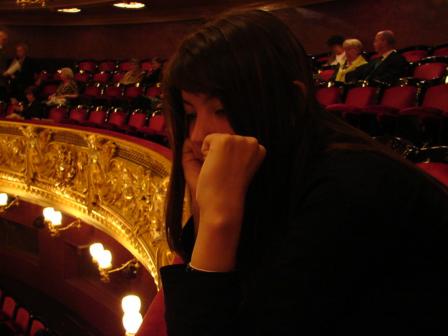 Inside the National Theater