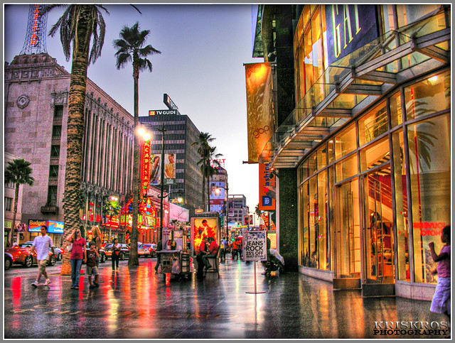 hollywood and hdr rock