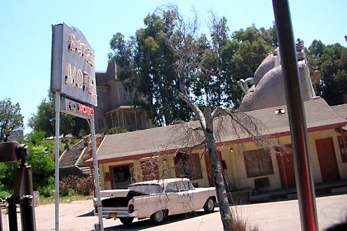 Bate's Motel from Psycho