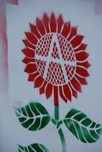 Anarchy Flower (detail)