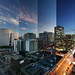 timelapsed downtown toronto by wvs