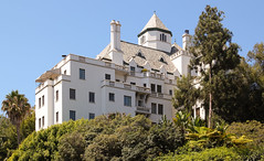 Chateau Marmont, West Hollywood, Los Angeles, California