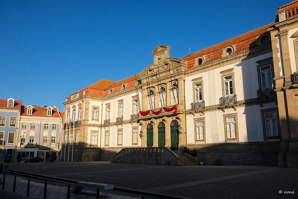 03.- Ovar - Edifício da Câmara Municipal