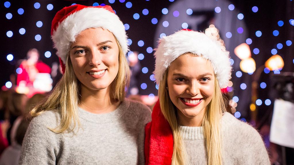 P3morgens julefrokost 2016
