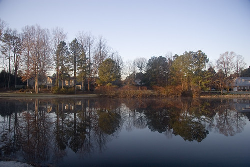 sunset reflection 20d water beauty canon landscape dawn colorful northcarolina photograph vista wilson vaction