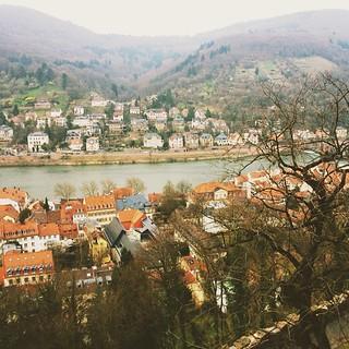 Home sweet Heidelberg. ❤️