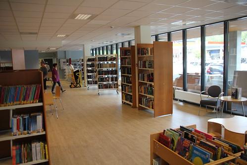 Nye Flå bibliotek