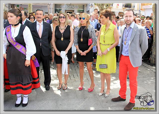 Briviesca en Fiestas 2.015 Recepción en el Ayuntamiento y canto popular del Himno a Briviesca (11)