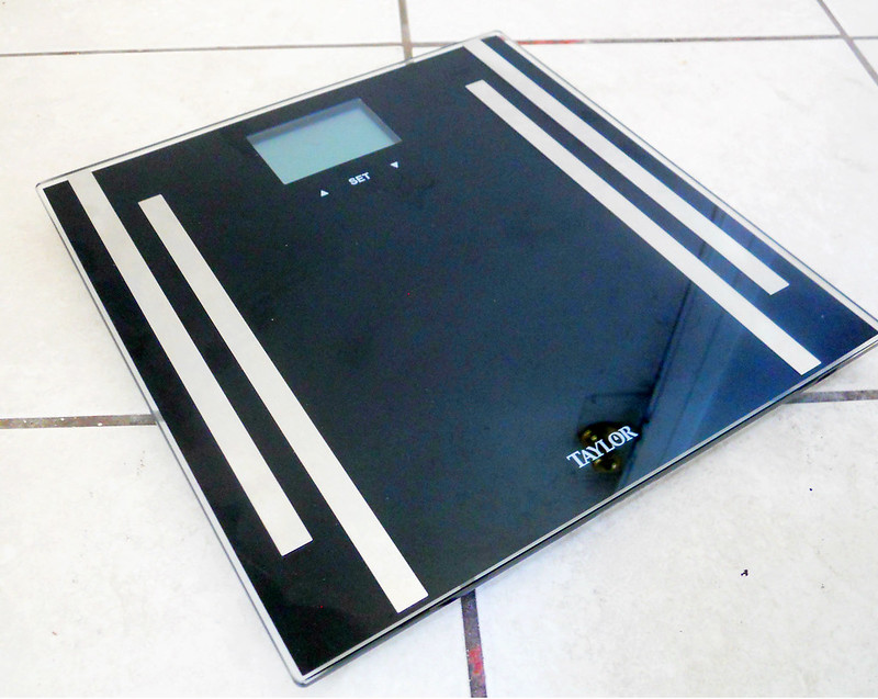 Taylor Bluetooth Body Fat Smart Scale and App 2