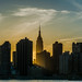 Sunset over Midtown Manhattan by NYC♥NYC