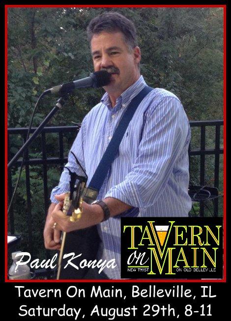 Paul Konya 8-29-15
