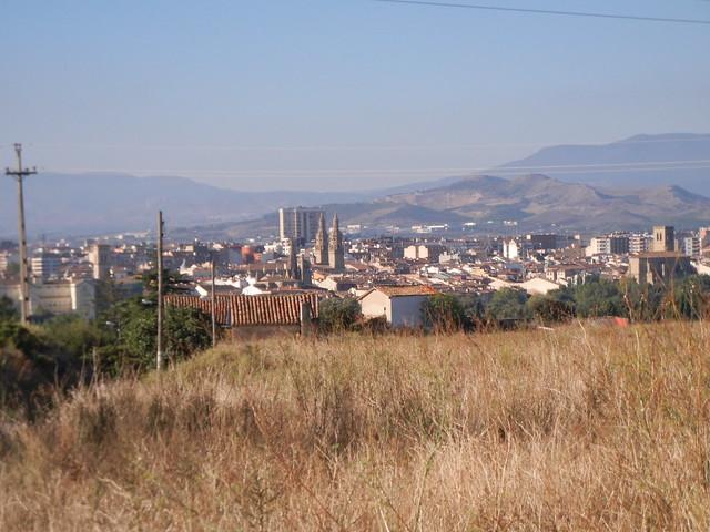 Viana to Logrono