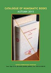 Siatras numisamtic book catalog 2015 Autumn