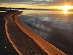 Superior sunset. #Nipigon #Rossport #fryed365