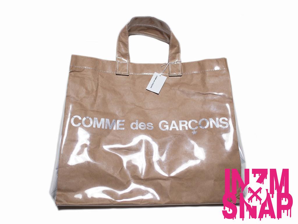 COMME des GARÇONS | PVC Tote Bag
