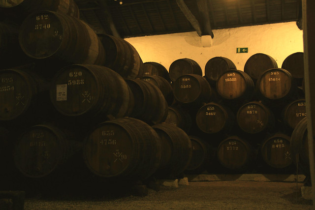 Barrels, Porto