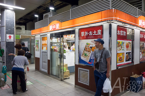 Tokyo Station Shinkansen Platform