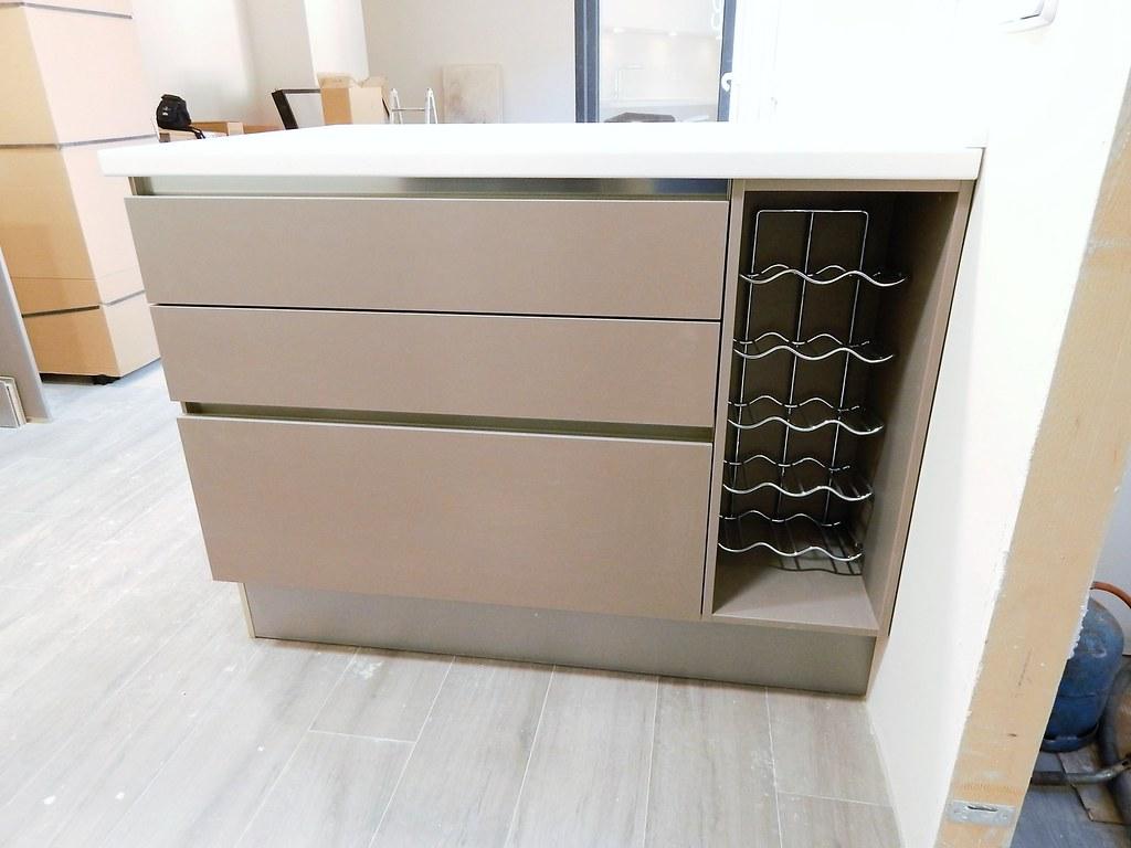 Muebles De Cocina Modelo Laser Cocinasalemanas Com # Muebles Botelleros