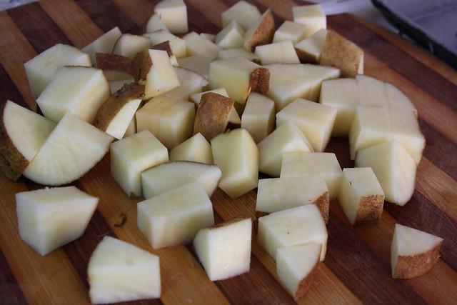 Hongos y Vegetales a la Provenzal (1)