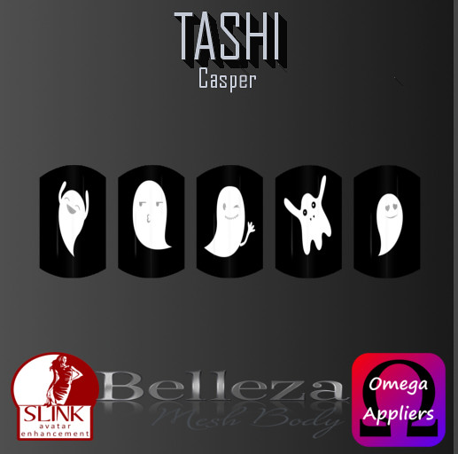 TASHI Casper