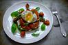 Roasted Tomato and Ricotta Tartine by Premshree Pillai