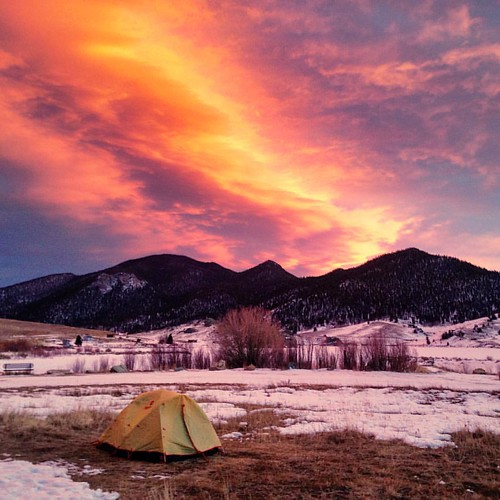 camping square colorado squareformat iphoneography instagramapp uploaded:by=instagram tewtam