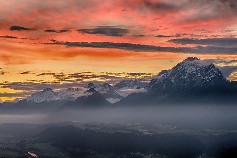 zillertal_sunset