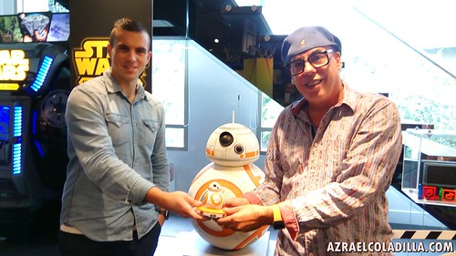 Sphero BB-8 app enabled droid launched in Globe Gen 3 Store
