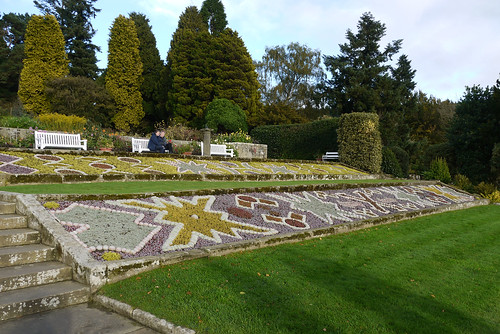 Cragside Formal Garden