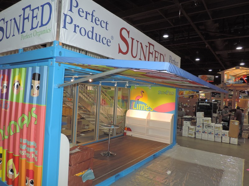 Sunfed at PMA Fresh Summit & Expo
