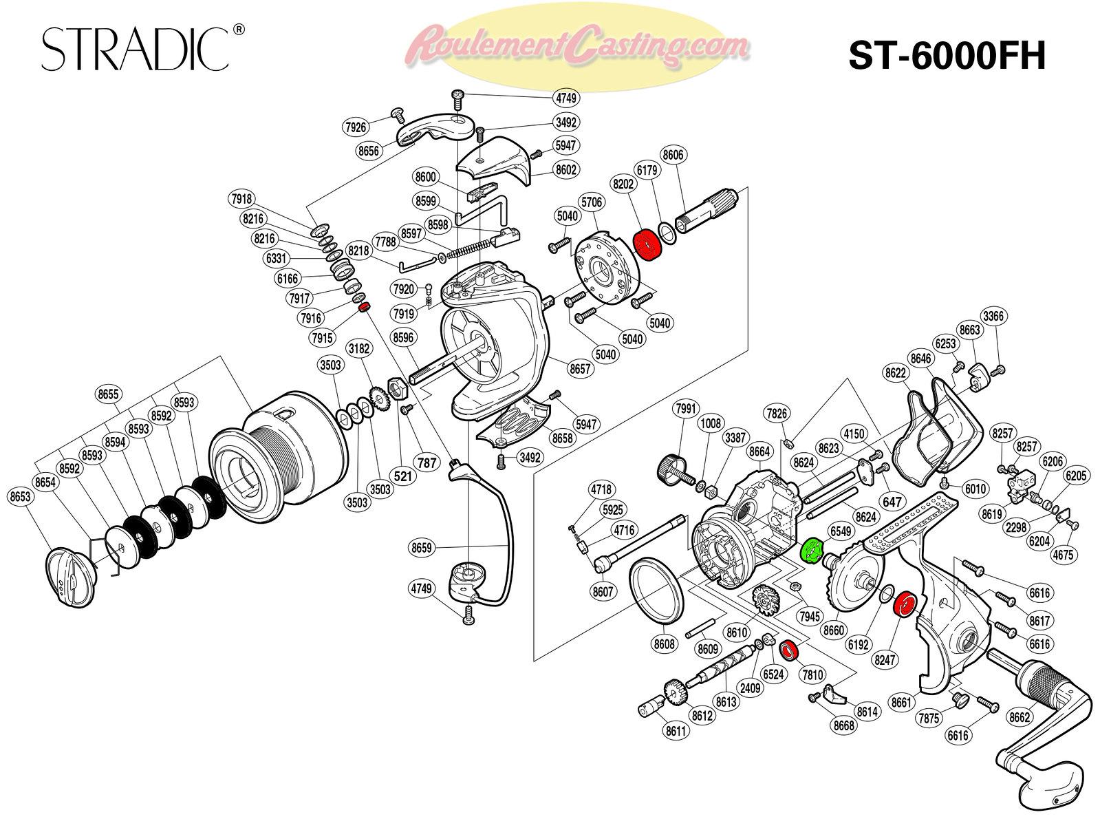 Schema-Stradic-6000FH