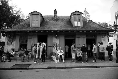 Lafitte Blacksmith Shop