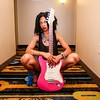 Lovely and the Guitar