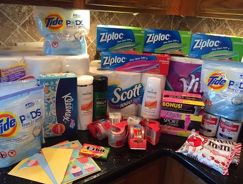 Drugstore Shopping 11/15/2015