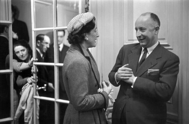 1953 Christian Dior, Paris