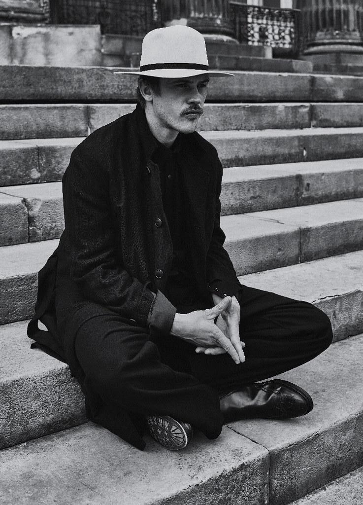 Бойд Холбрук — Фотосессия для «Man of the World» 2015 – 6