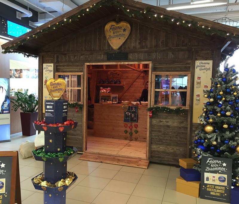 Migros Langendorf Christmas