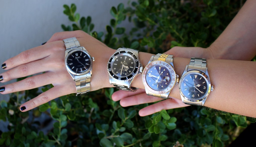 Craig Evan Small watches