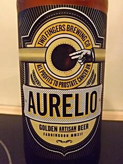 Two Fingers, Aurelio, England