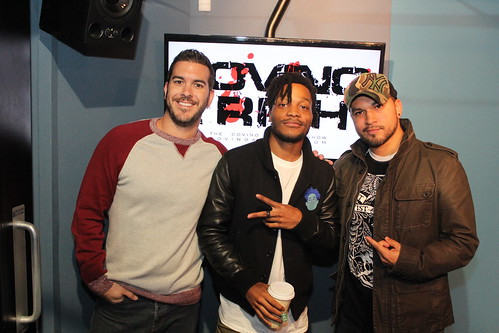 Comedian Jermaine Fowler on the Covino & Rich Show