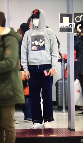 BIGBANG departure Seoul to Osaka 2016-12-27 (101)